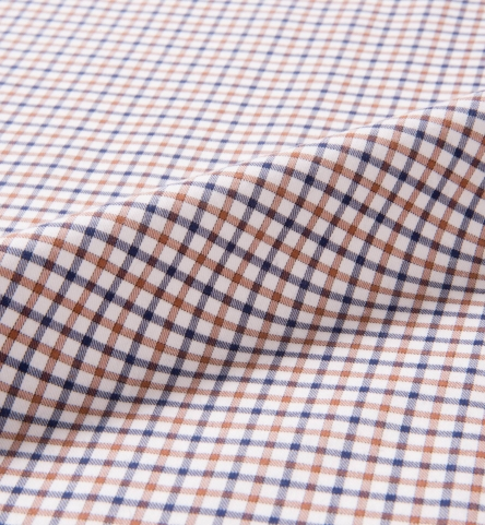 canclini maple tattersall lightweight flannel shirts by proper cloth
