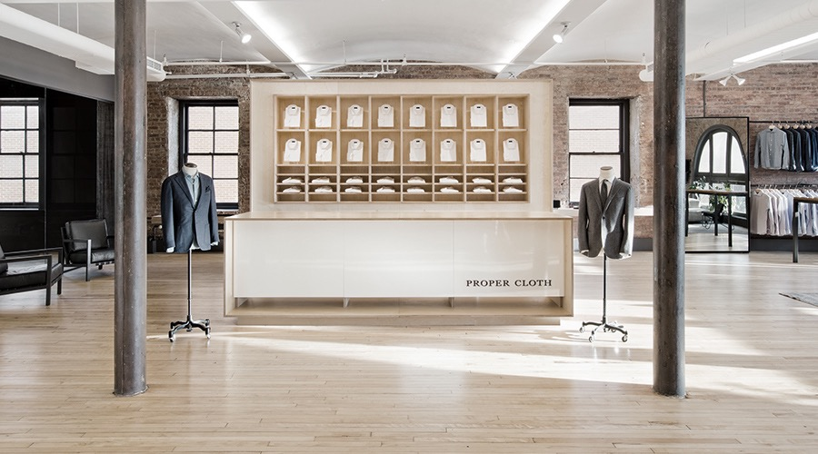 Proper Cloth Showroom