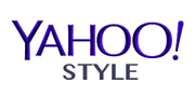Press logo for Yahoo! Style