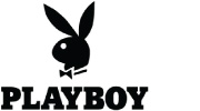 Press logo for PLAYBOY