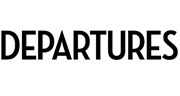 Press logo for DEPARTURES