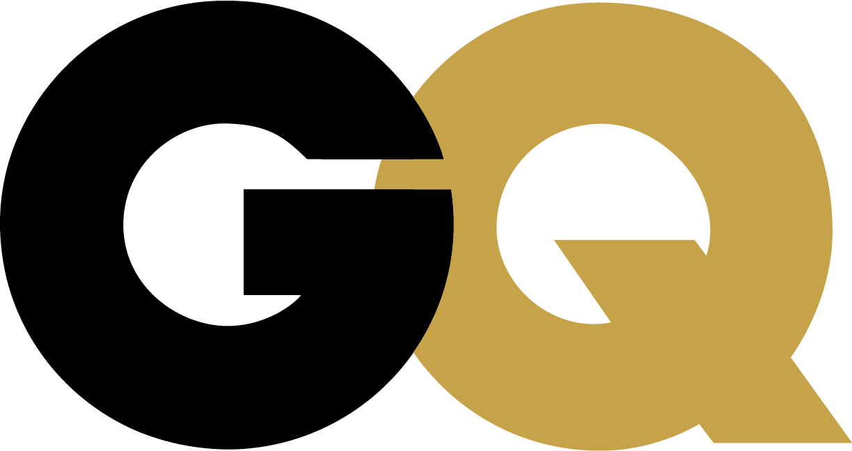 Press logo for GQ