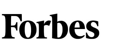 Press logo for FORBES