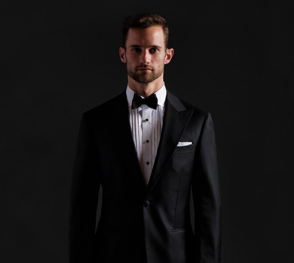 7e2b78099a2 Tuxedo Shirt Guide | Custom Tuxedo Shirts - Proper Cloth