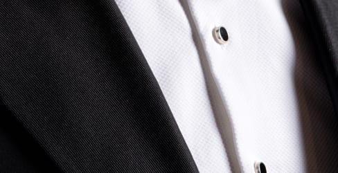 Tuxedo Shirt Studs