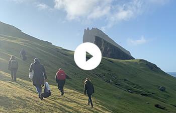 Faroe Islands Behind the Scenes Video Thumbnail