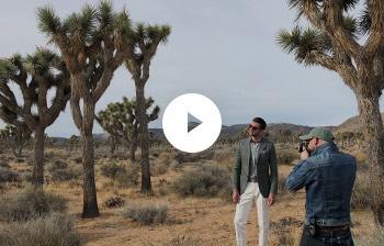 Joshua Tree Behind the Scenes Video Thumbnail