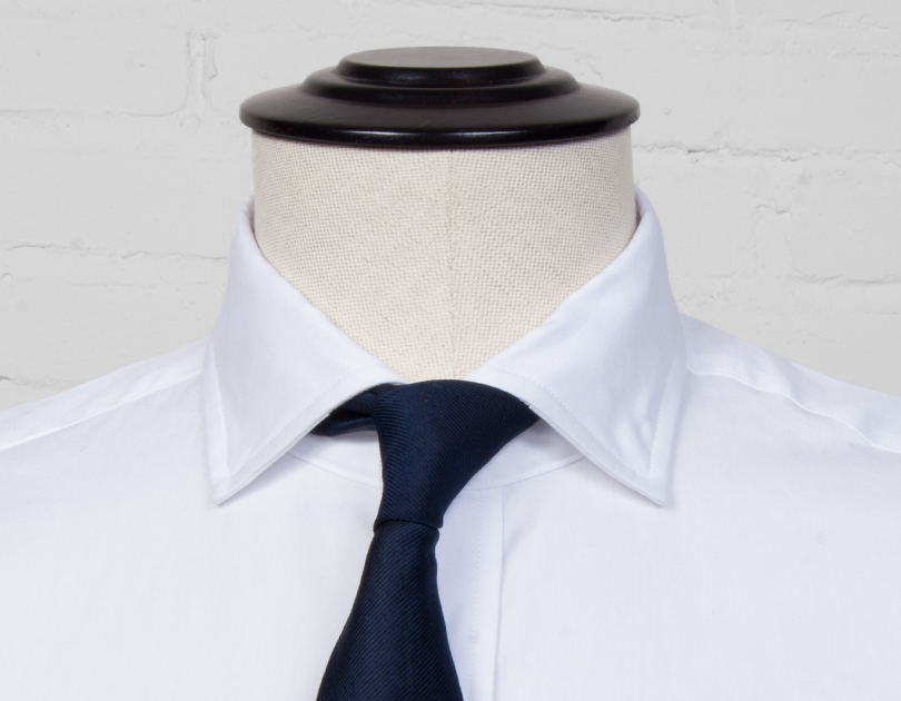 Image of Soft President Spread Collar
