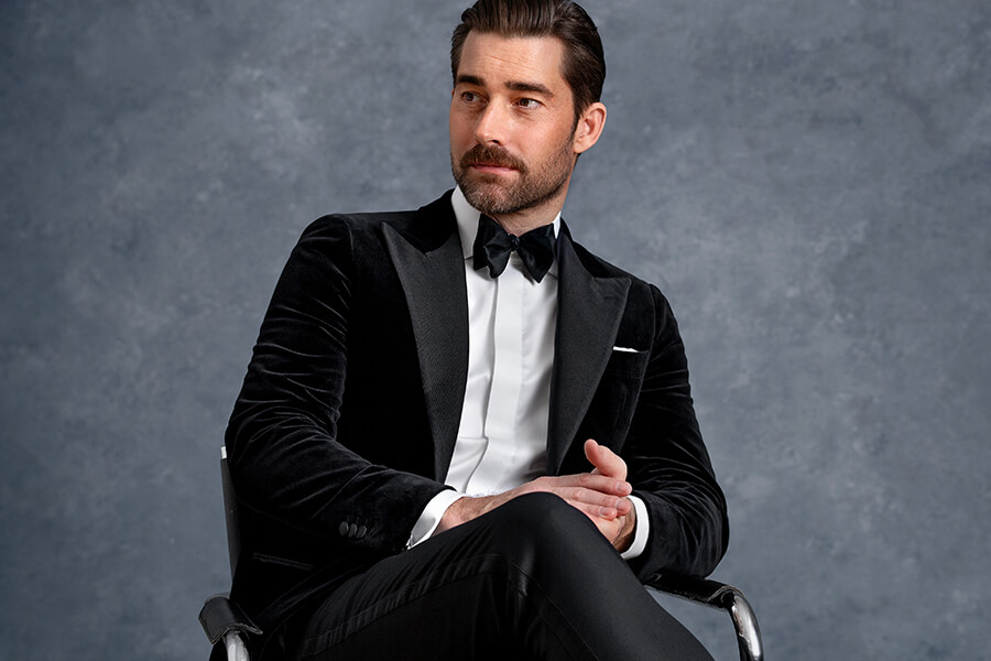 The Black Tie Collection