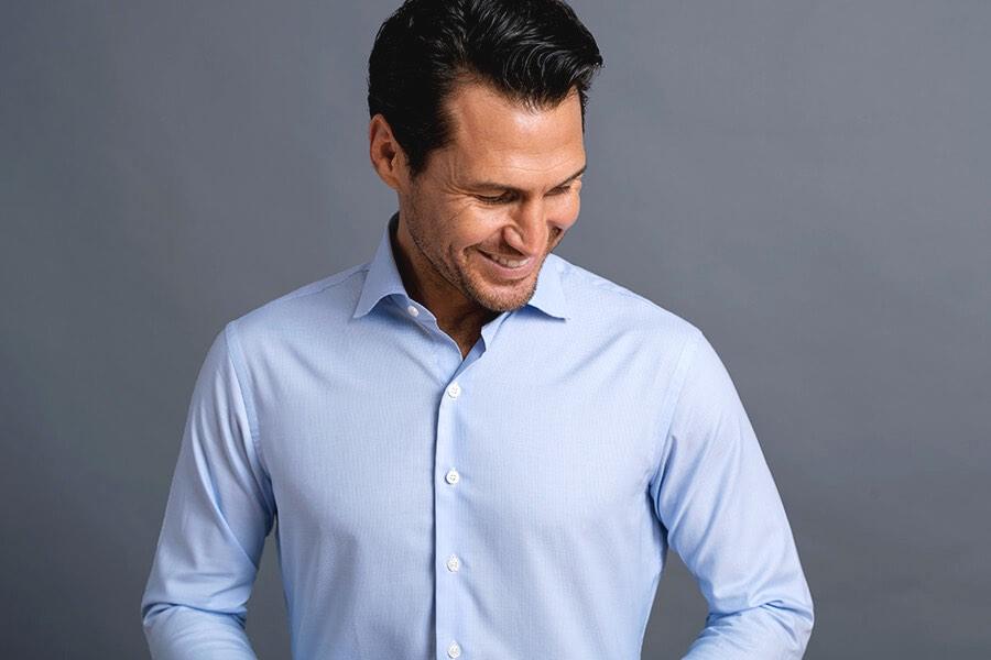 Thomas Mason Non-Iron Shirts