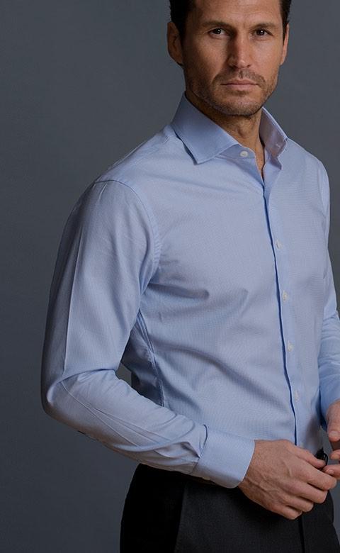 Custom Fit Dress Shirts