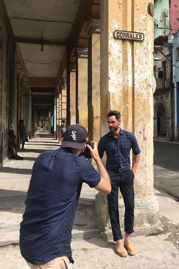 Havana Behind the Scenes 1