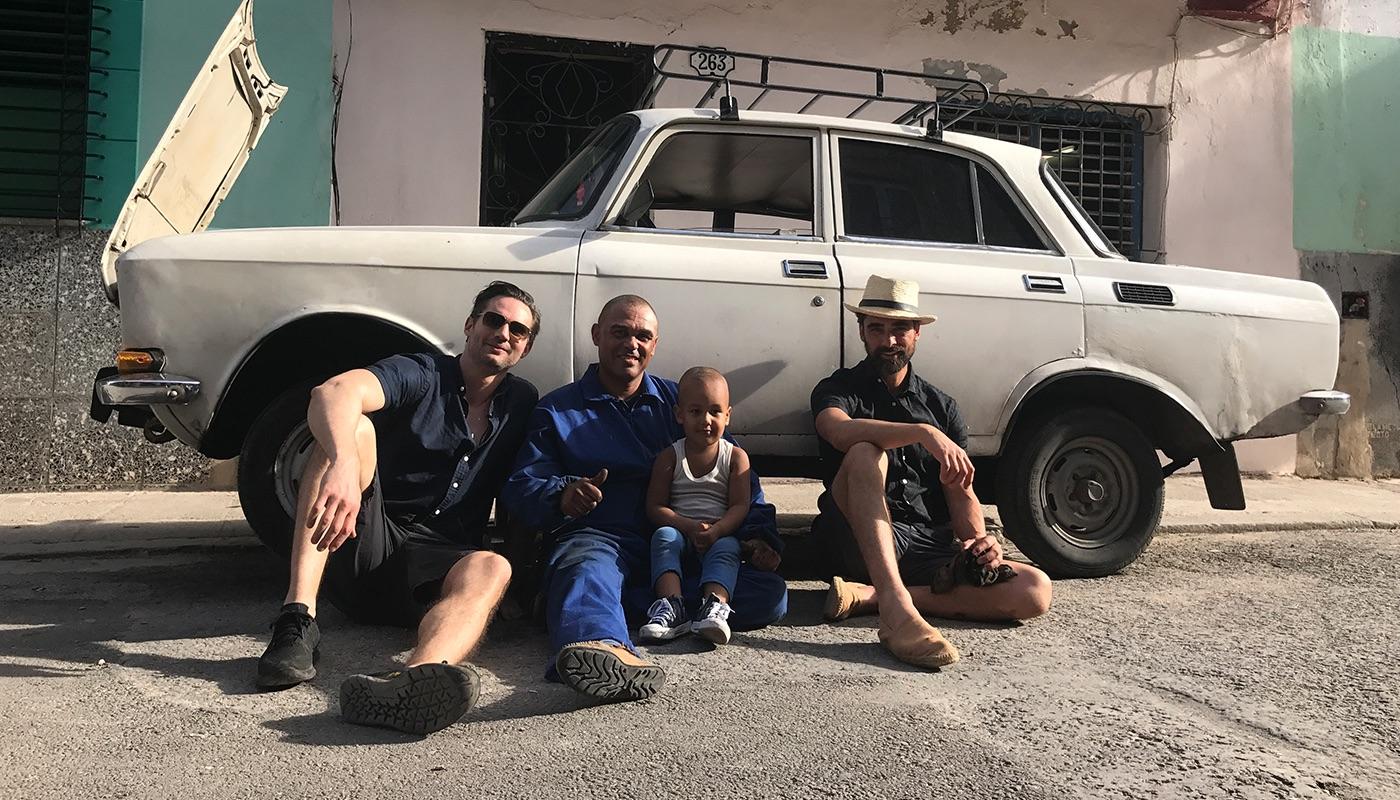 Havana Cuba Behind the Scenes 3
