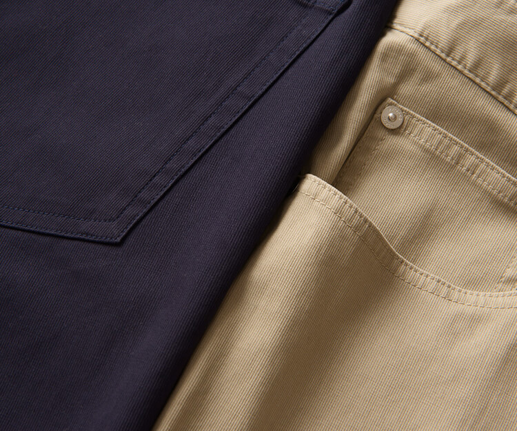 Spring/Summer 5 Pocket Pants