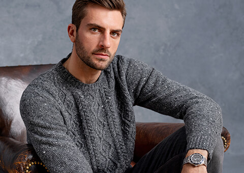 Knitwear and Sweaters