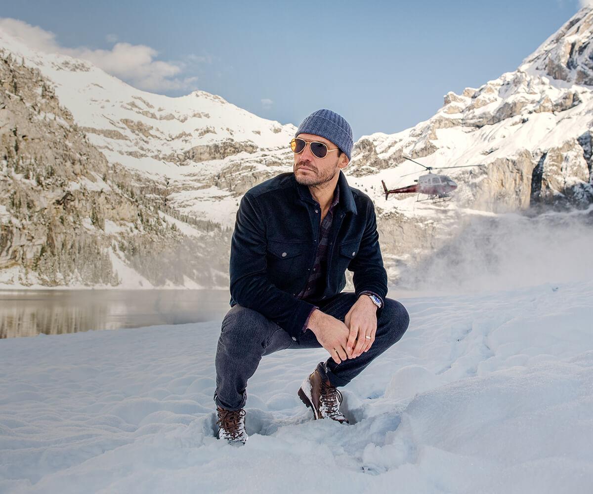 Switzerland Lookbook