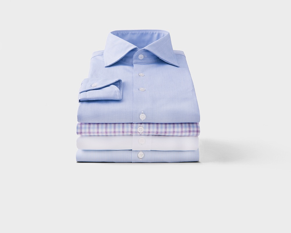 Custom Dress Shirts Proper Cloth