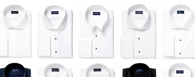 Custom Tuxedo Shirts Made To Measure Formalwear Proper Cloth