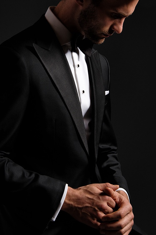 new style & luxury a few days away 100% top quality Custom Tuxedo Shirts | Made-to-Measure Formalwear - Proper Cloth