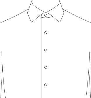 No Placket Diagram