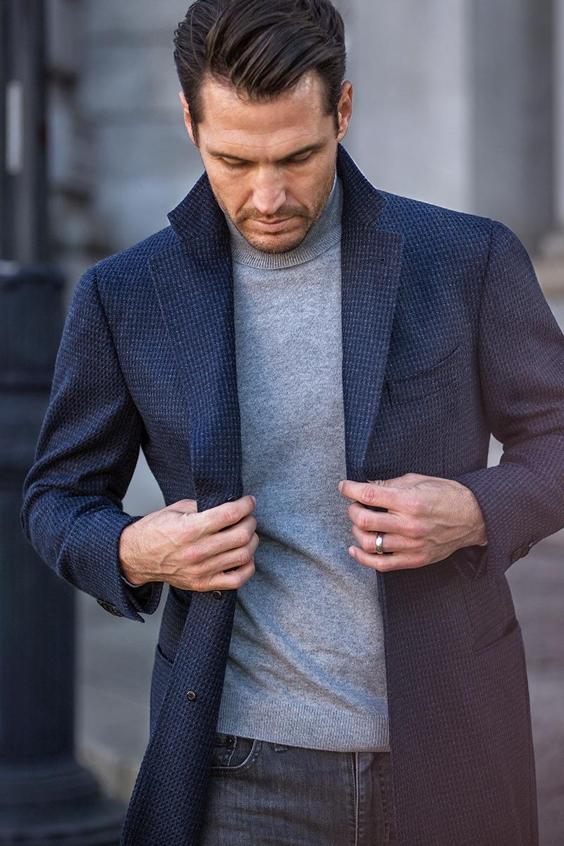 Bleecker Overcoat