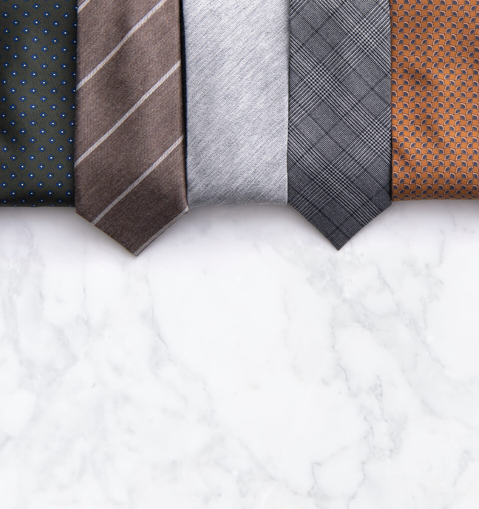 Ties and Neckwear for Proper Cloth Accessories Collection