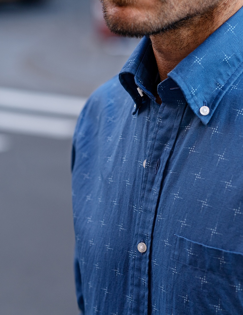 Japanese Satoyama Custom Shirts