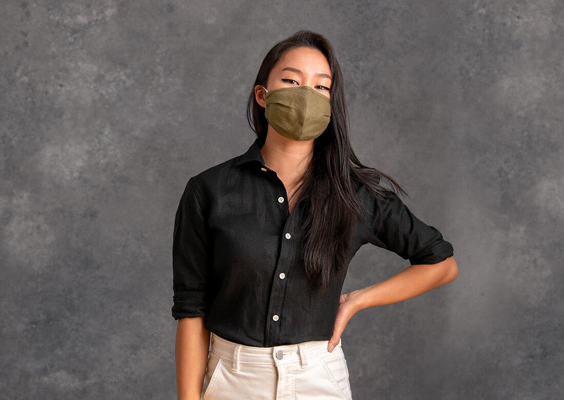 Fabric Facemask