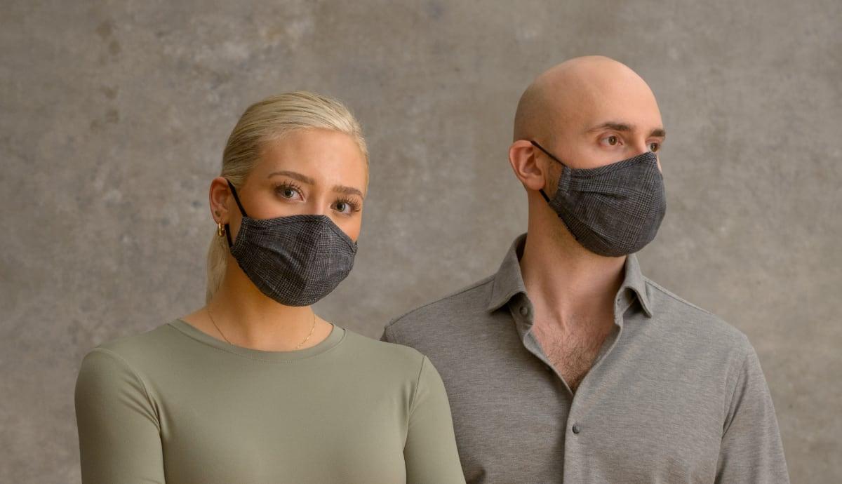 Proper Cloth Face Masks