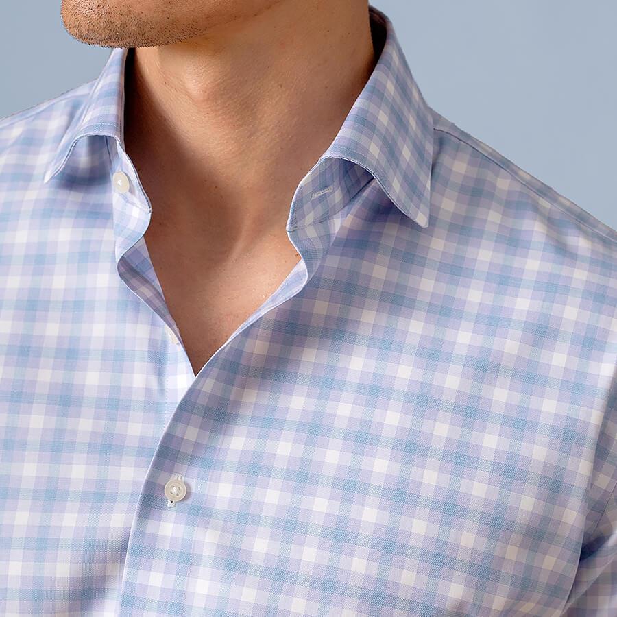 Proper Cloth Stretch Non-Iron Shirts Lg
