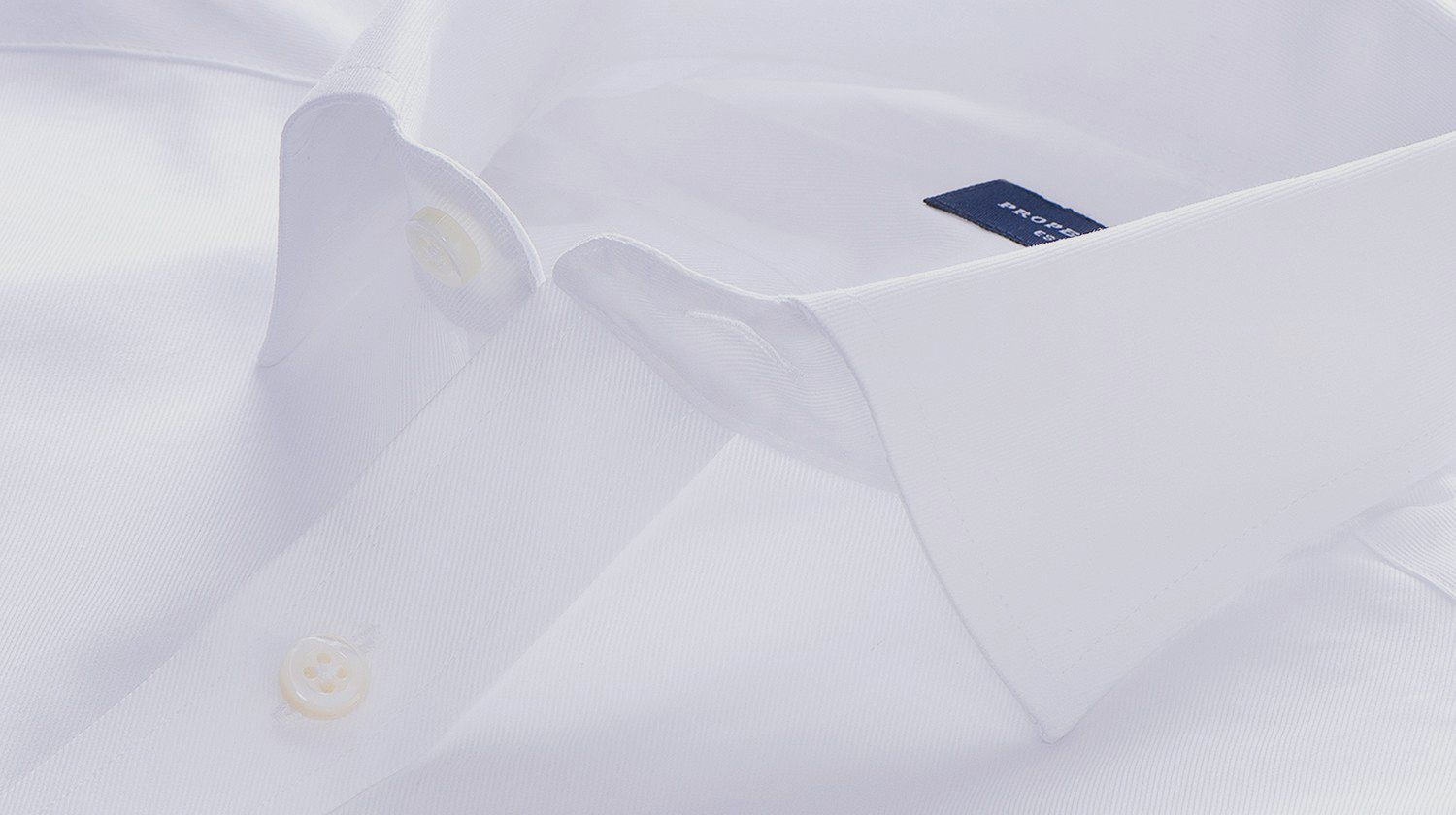 Sea Island Cotton Shirts Proper Cloth