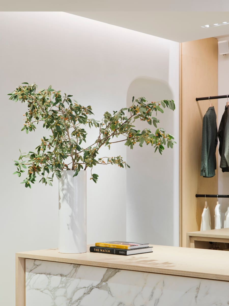Proper Cloth Midtown New York Showroom 1
