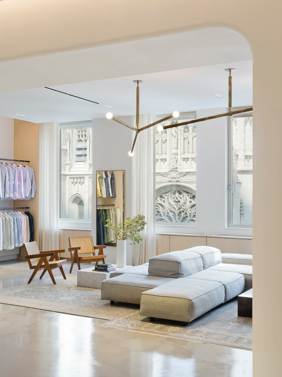 Proper Cloth Midtown New York Showroom 2