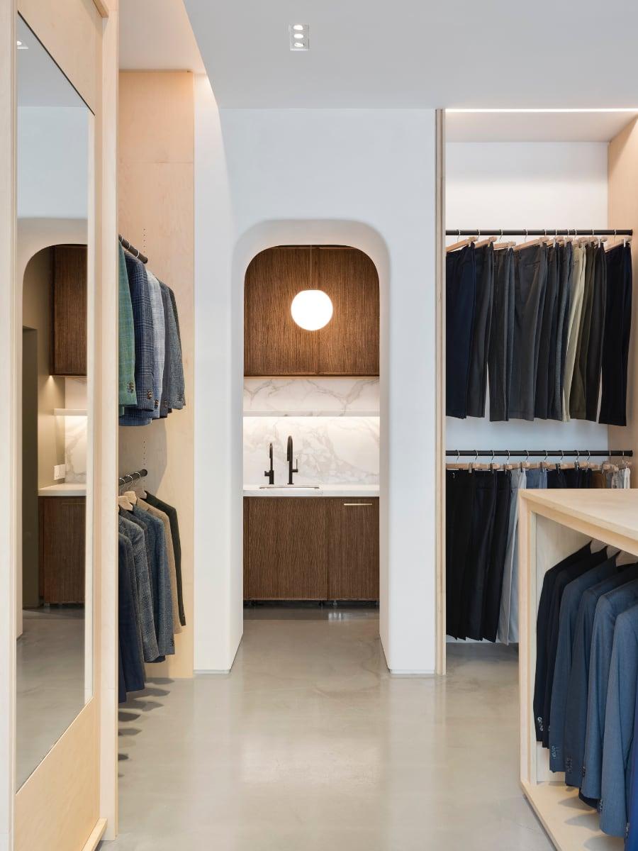 Proper Cloth Midtown New York Showroom 3