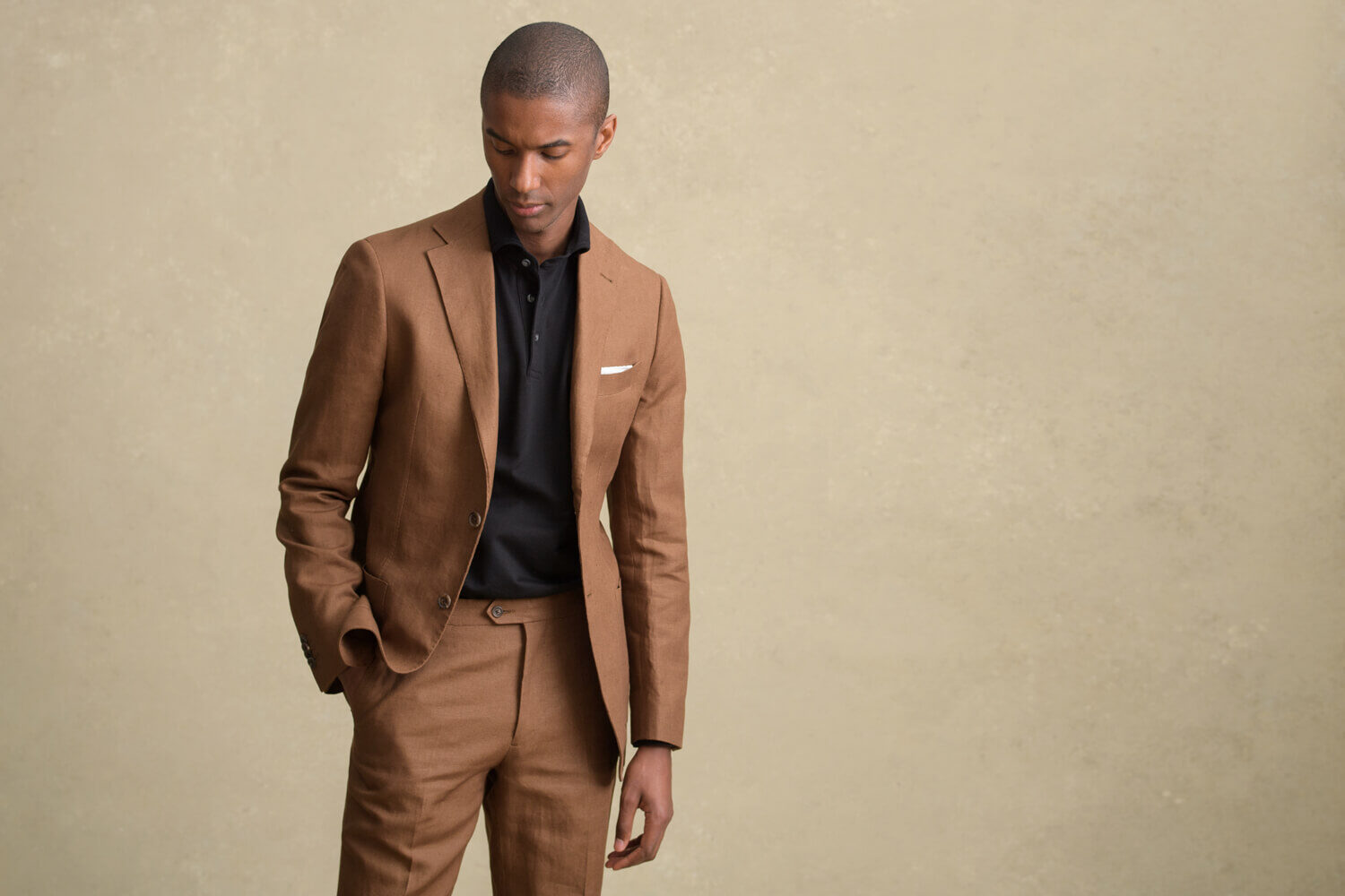 Look: The Tobacco Suit