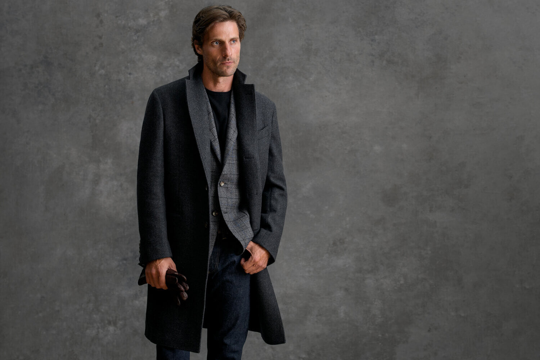 Look: The Unstructured Overcoat