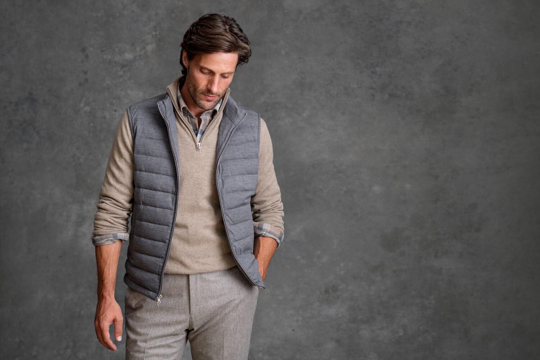Look: The Zip Vest