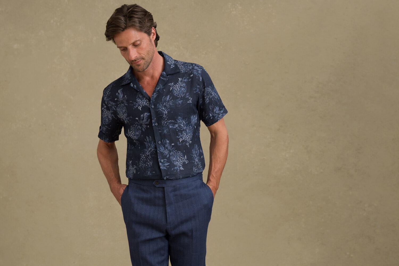Look: Hawaiian Blues
