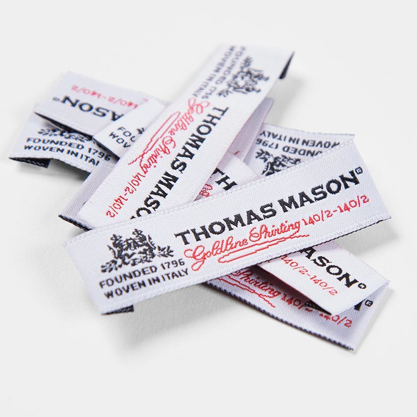 Thomas Mason Goldline Fabric