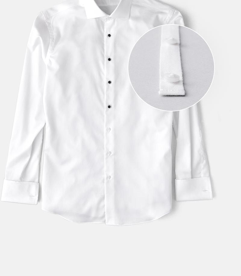 Tuxedo Shirt Plain