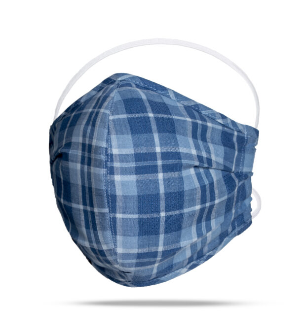 Zoom Image of Blue Plaid