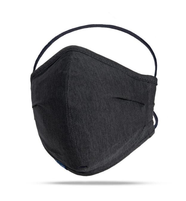 Zoom Image of The Everyday Mask v1.5 - Charcoal Performance (Single Mask)