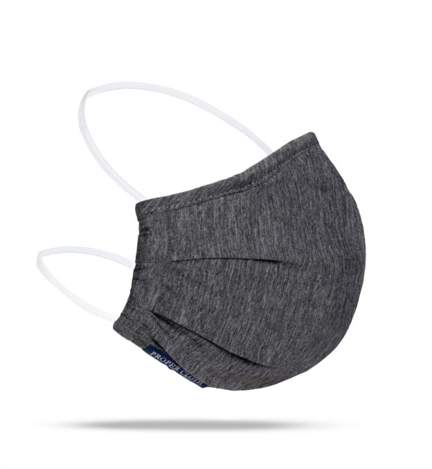 Larger Zoom Image of The Everyday Mask v1.5 - Grey Performance (Single Mask)