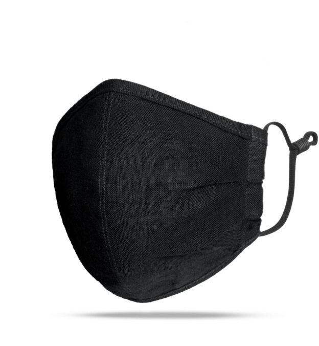 Zoom Image of Black Linen
