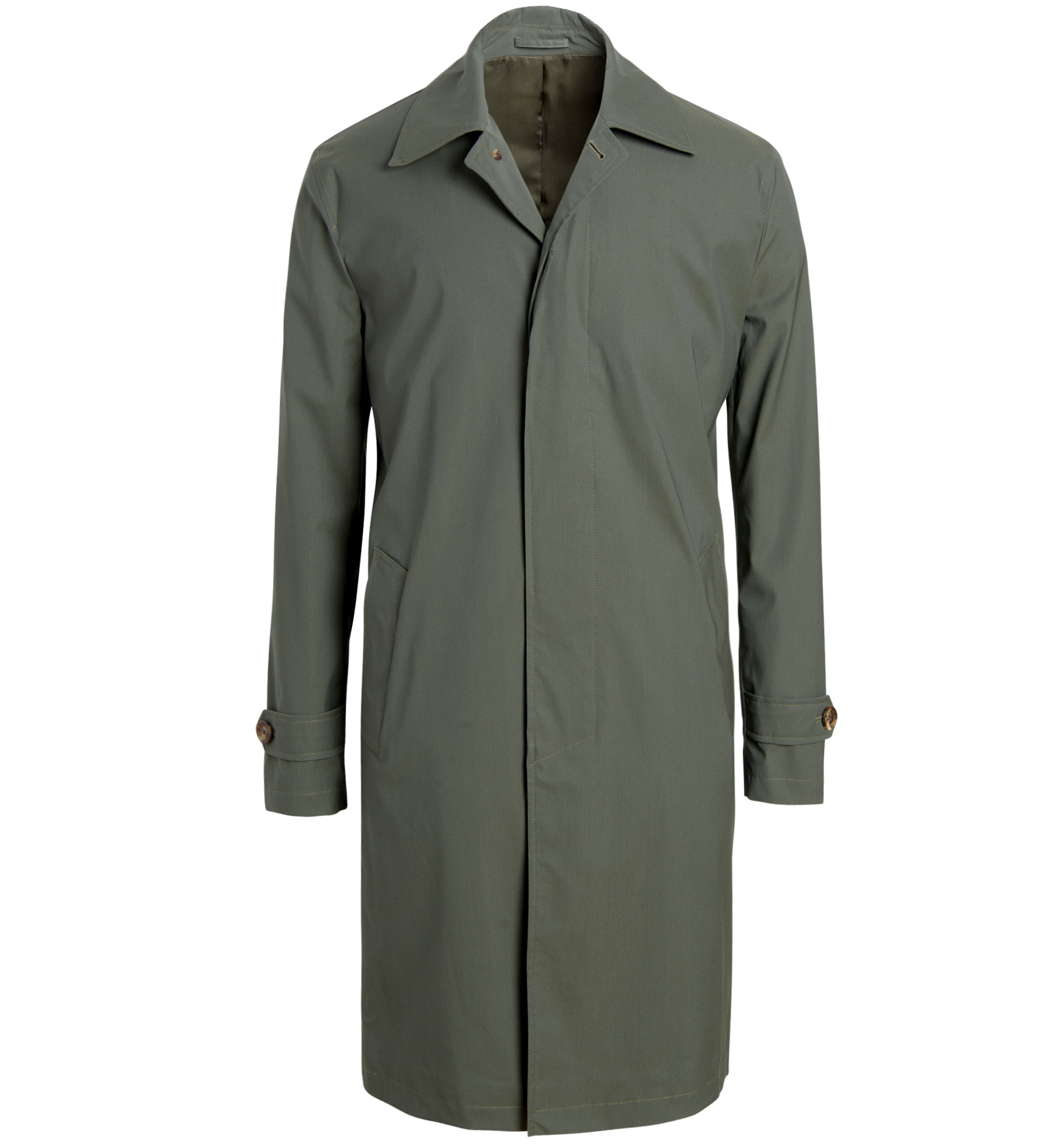 Zoom Image of Bond Fatigue Green Storm System Raincoat