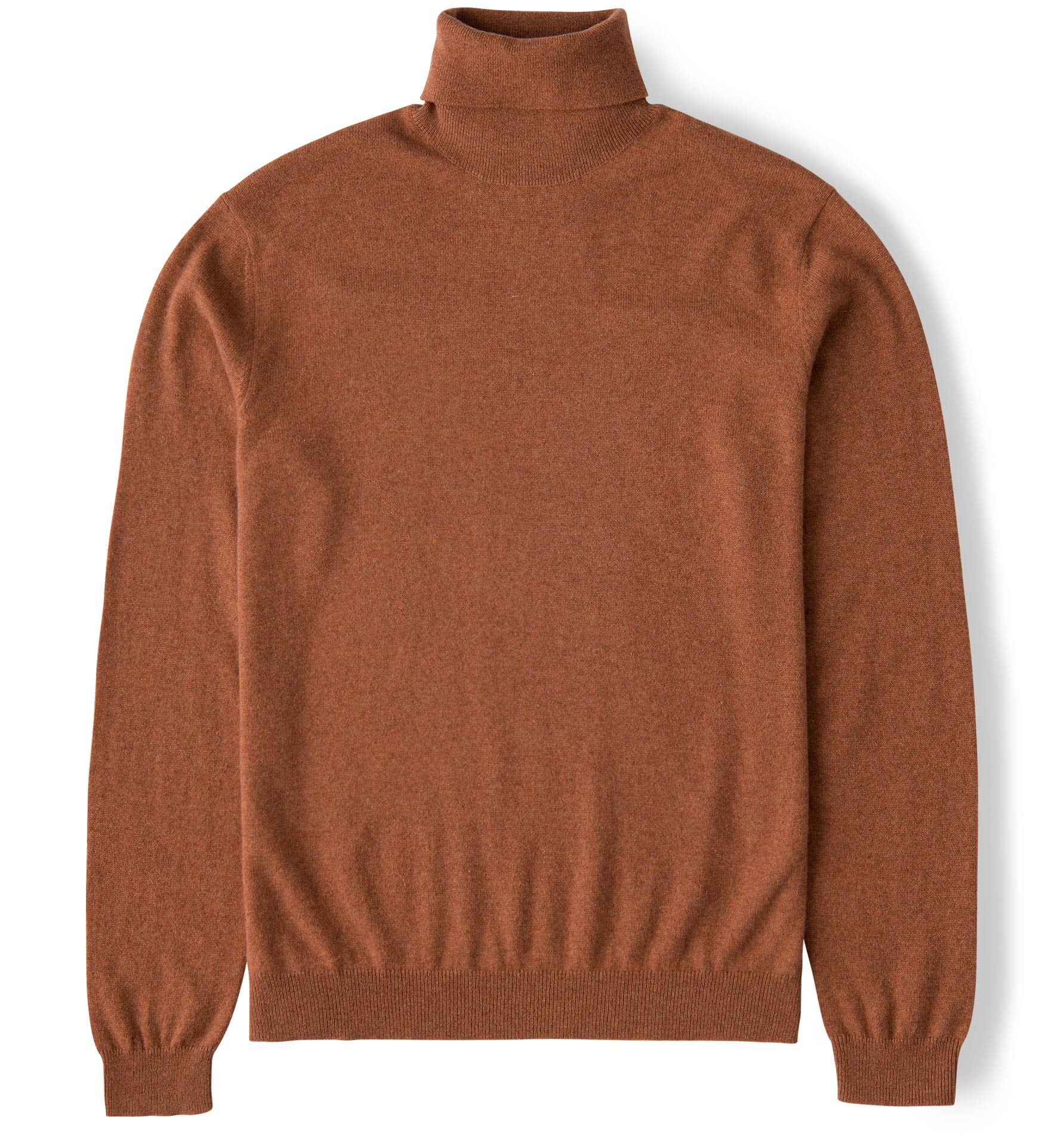 Zoom Image of Sienna Cashmere Turtleneck Sweater