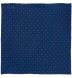 Japanese Star Indigo Pocket Square Product Thumbnail 3