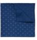 Japanese Star Indigo Pocket Square Product Thumbnail 1