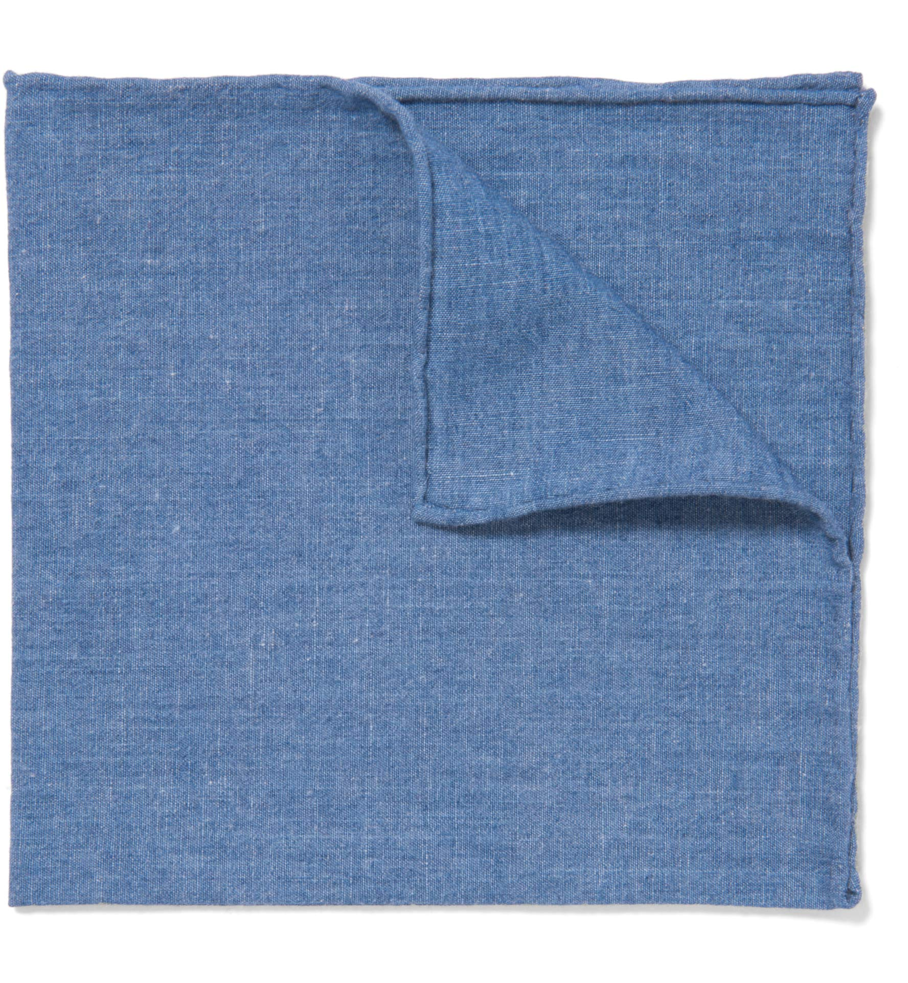 Zoom Image of Chambray Pocket Square