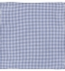 Slate Peached Gingham Pocket Square Product Thumbnail 2